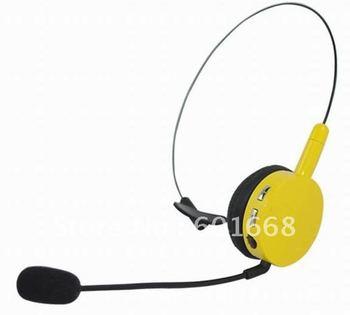 Hot selling Model Number: GF-BH-11/headwearing headset/bluetooth headset/computer earphone
