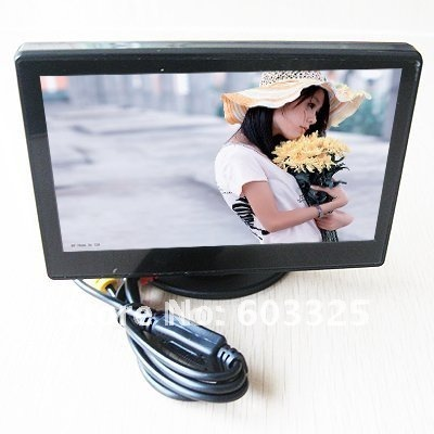 "New 4.3"" TFT LCD Car reverse RearView Color Monitor(China (Mainland))"