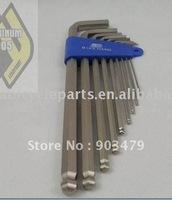 Bike Hand YC-623 2/2.5/3/4/5/6mm Bicycle Hex Key Wrench