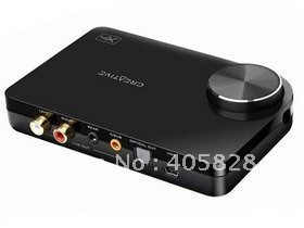 Sound Blaster X-Fi Surround 5.1 Pro USB sound card(China (Mainland))