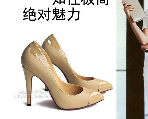 Women's Red sole High Heel Shoes Women Boots Sandals with dust bag EQEFDF565(China (Mainland))