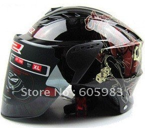 Whole sales motorcycle helmet,safety helmet for summer Inside Village Detachable LS2 OF100(China (Mainland))
