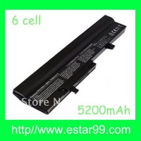 Free shipping &6 cell BATTERY for TOSHIBA Mini NB300 NB301 MB302-5200mAh- BLACK