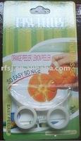 Free Shipping, Citrius Peeler, Orange Peeler, Tangerine Peeler, Lemon Peeler, 2pcs/set in Blister Package