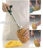 Free Shipping Stainless Steel Pineapple Corer/Pineapple Cutter/Pineapple Slicer/Pineapple Peeler