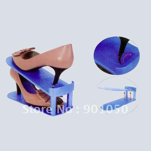 rack shoe store