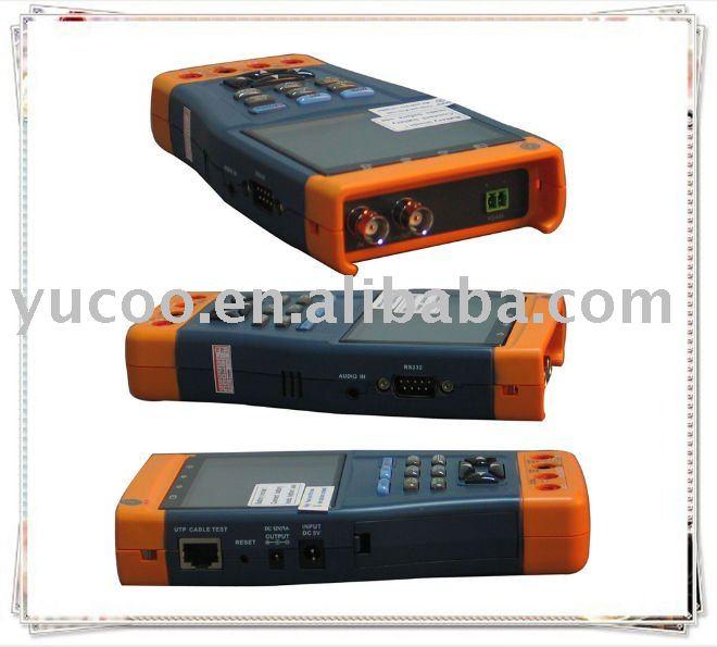 (YK-JC08) CCTV Tester,PTZ control tester,CCTV Video Tester(China (Mainland))