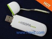HSDPA USB 3G MODEM 7.2M USB STICK UNLOCK FREE SHIPPING VIA  DHL