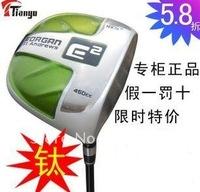 Free shipping sagar drivers Genuine titanium golf club golf wood tee off No. 1 male