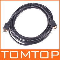 очень полезно! HDMI мужчин и 2 женщины сплиттер hdmi кабеля адаптера