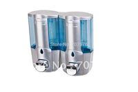 FREIGHT FREE / Free-Haul: European - style Double soap dispenser TSD18Y Capacily:2*480ml