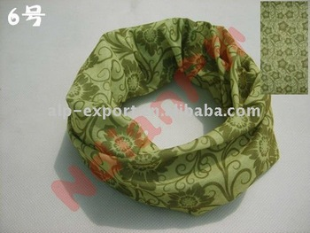 Lowest price ! New 100pcs Mixedlot hot sale seamless outdoor tube bandanas