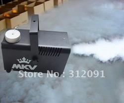 Brand NEW MINI 400W FOG SMOKE MACHINE DISCO HOME PARTIE DJ Effect(China (Mainland))