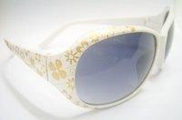 Free shipping 10pcs/lot Mix color Lady Women Fashion UV Protect Sun Sunglasses GL3