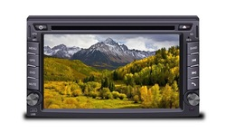 6.2&quot; car standard size DVD player+GPS Navigator+High Definition Touch screen+Handfree Bluetooth+SD/MMC+AM/FM+DVD+8 language+map(China (Mainland))