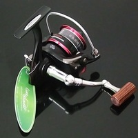 Free shipping, Linewinder  YUANGONG, Light Line Cup,Long shot,Lure fishing Spinning Fishing Reel 9+1BB,YG2000/YG4000