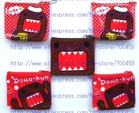 Lots of 120pcs/ Domo Wallets Purses W 1 zip free shipping  +Free Shipping