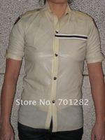 Latex Skirt, Latex Uniform with military grade