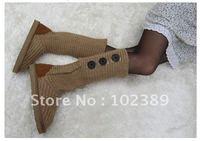 1pcs autumn-winter design fashion snow shoes/boots 68054 free shipping