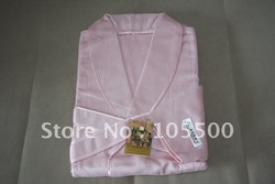 100% handmade Natrual Silk Bedgown For Wholesale(China (Mainland))