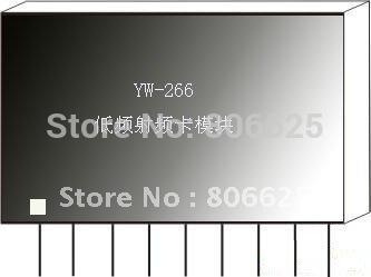 125K RFID module/ LF rfid module/RFID reader +1 Antenna+3 tags/YW266