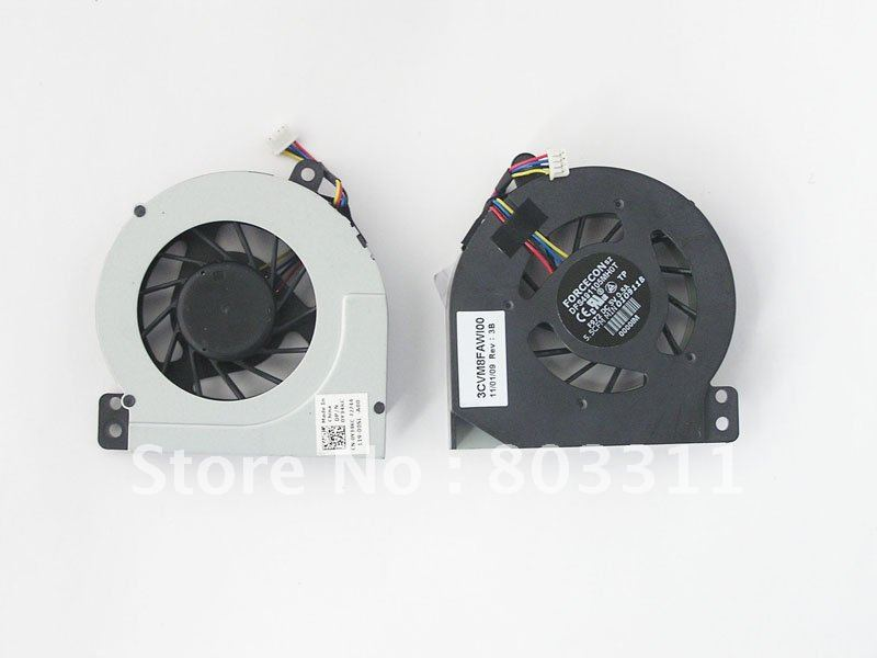 New laptop cpu cooling fan ,cooler for Dell TM Vostro TM 1014 1015 DC5V 0.5A(China (Mainland))