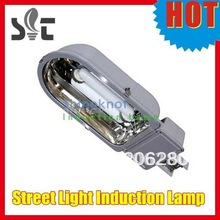 120W Free Ship Street light for low frequency induction lamp 5000K 120V/220V/277V cheaper than LED lamp(China (Mainland))