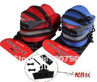 NEW Merida MTB Bike Bicycle Rear Saddle Bag Seat Seatpost Tools bag Red/Blue/Black