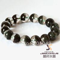 The natural green phantom hand catenary 13mm,green ghost bracelet