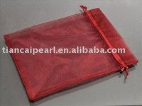 freeshipping !   feel good 1000pcs red  jewelry bags,gift bags