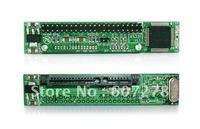 sata connector pcb,2.5inch sata hd to ide converter card,sata to ide44pin,7+15pin sata to ide TOP-CA2547