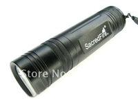 wholesale led flashlight ,5pcs/lot, 200 lumen flashlight,Q4 CREE flashlight,waterproof flashlight,mini flashlight