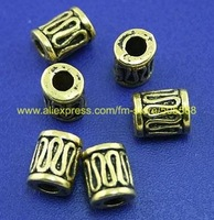 free shipping111 pcs/lot,wholesale beads,alloy beads,antique gold beads,spacer beads jewelry accessories for you