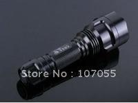Wholessale flashlight,Super bright High-Power 700Lumens,T6 cree flashlight,LED rechargeable flashlight,led torch