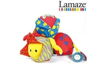 Hot sale Lamaze Rattles Educational Toys hanging bed Car hanging mix designs,animal toy ,baby toy , free shipping