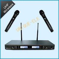 Professional UHF Wireless Microphone Karaoke System KTV