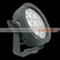 Free delivery: 2 pcs 24W LED view project-light lamp/LED spotlights/LED outdoor lighting