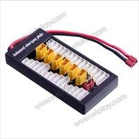 New Style Li-Po chargeing adaptor board 2-6S Charge/Balance board Lipo Battery for imax B6 B6AC
