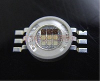 10W HIGH POWER RGB FULL COLOR LED LIGHT 10mm dia 200C