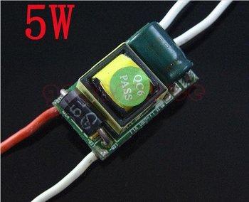 G115 5W High Power LED Driver for 5Watt lamp AC85V-265V