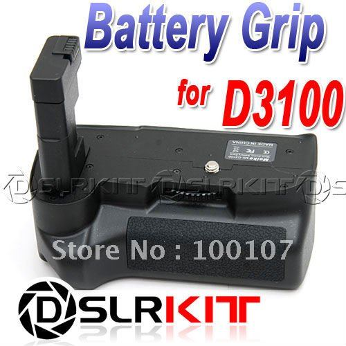 MeiKe Vertical Battery Grip for Nikon D3100 D3200 EN-EL14(China (Mainland))
