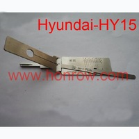 High quality Hyundai HY15 New car decoder and lock pick combination tool