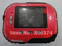 "Free shipping&Rock Bottom price-Red color-New Fashionm waterproof 1.5"" 3.1 Million Digital Camera"