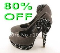 Водонепроницаемые мокасины для женщин shoes 2012 NEW boat lovely party dress fashion women sandals sexy NK026 Hot sell size 34-43
