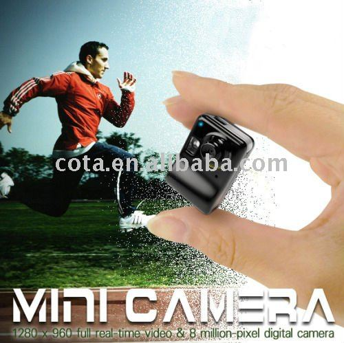 Digital Mini Camera Wireless CT1158(China (Mainland))