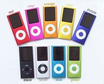 "Free gift! 8GB Slim 1.8""LCD MP3 MP4 FM Radio Player Vedio"