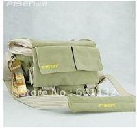 Free shipping+NEW PISEN professional DSLR SLR DV camera Case bag For Canon EOS 550D 500D