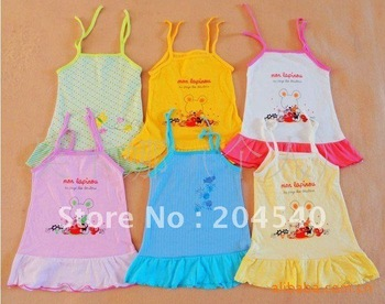 Cheap  Baby dress Girl's dress summer dress 10pcs/lot