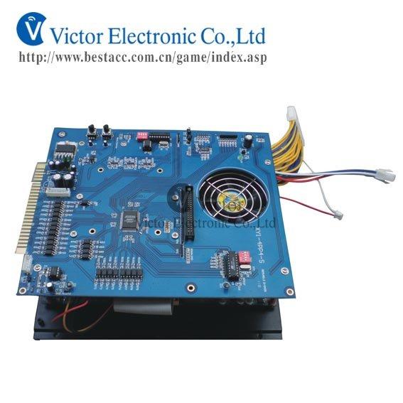 2100 in 1 VGA Game Board With 40G Hard drive,Intel G31 Motherboard, Celeron Daul-Core CPU,1G DDR II memory(China (Mainland))