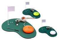 novelty item/Golf ball optical mouse/gift mouse Golf Laptop PC Mouse&Mouse mat set/FREESHIPPING